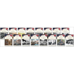 Milestones in American History Set, 35-Volumes