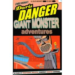 Doris Danger Volume One: Giant Monster Stories