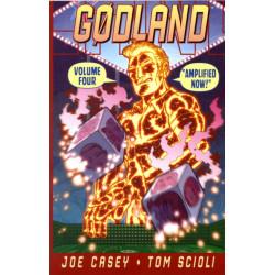 Godland Volume 4: Amplified Now