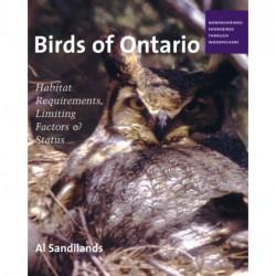 Birds of Ontario: Habitat Requirements, Limiting Factors, and Status: Volume 2-Nonpasserines: Shorebirds through Woodpeckers
