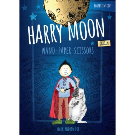Harry Moon Wand Paper Scissors Origin Color Edition
