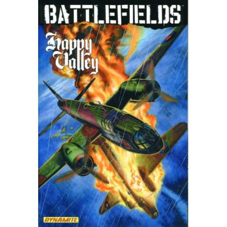 Garth Ennis' Battlefields Volume 4: Happy Valley