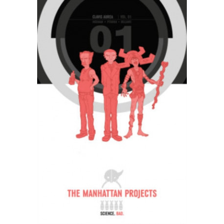 The Manhattan Projects Deluxe Edition Book 1