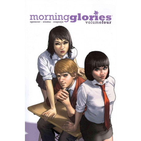Morning Glories Volume 4: Truants