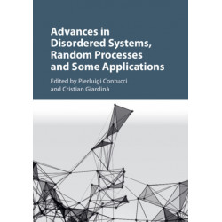 Advances in Disordered Systems, Random Processes and Some Applications