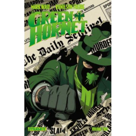 Mark Waid's The Green Hornet Volume 2