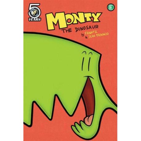Monty the Dinosaur Volume 1