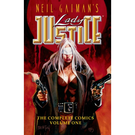 Neil Gaiman's Lady Justice -1