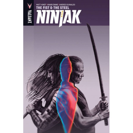 Ninjak Volume 5: The Fist & The Steel