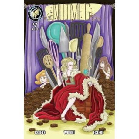 Nutmeg Volume 3: Early Winter: Femme Brulee
