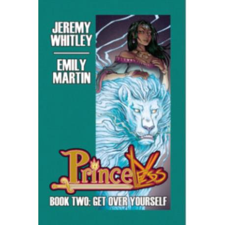 Princeless Book 2: Deluxe Edition Hardcover