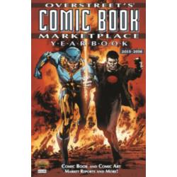 Overstreet's Comic Book Marketplace Yearbook: 2015-2016