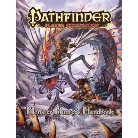 Pathfinder Player Companion: Monster Hunter's Handbook