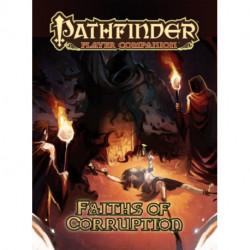 Pathfinder Player Companion: Faiths of Corruption