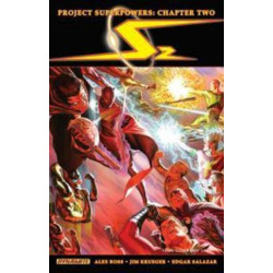 Project Superpowers Chapter 2 Volume 2