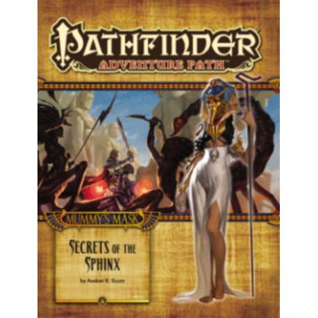 Pathfinder Adventure Path: Mummy's Mask Part 4 - Secrets of the Sphinxx