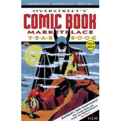Overstreet's Comic Book Marketplace Yearbook 2014
