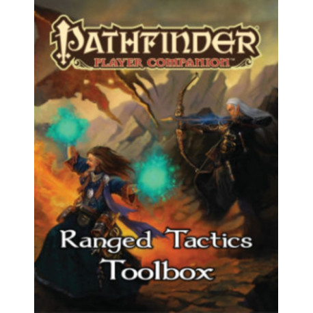 Pathfinder Player Companion: Ranged Tactics Toolbox
