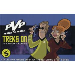 PVP Volume 5: PVP Treks On