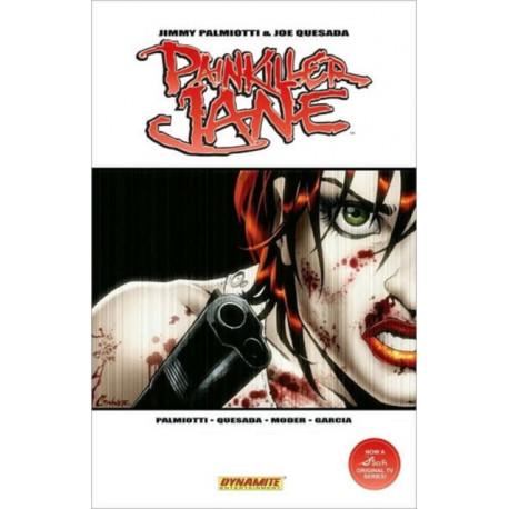Painkiller Jane Volume 2: Everything Explodes!