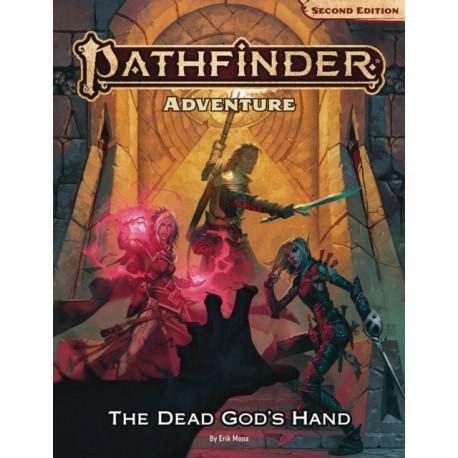 Pathfinder Adventure: The Dead God's Hand (P2)