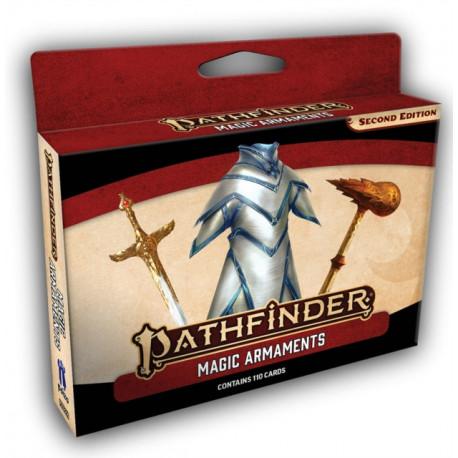 Pathfinder Magic Armaments Deck (P2)