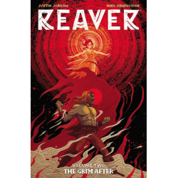 Reaver Volume 2: The Grim After