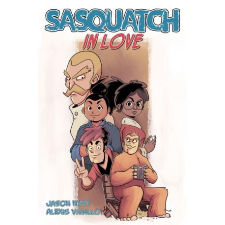 Sasquatch in Love Volume 1