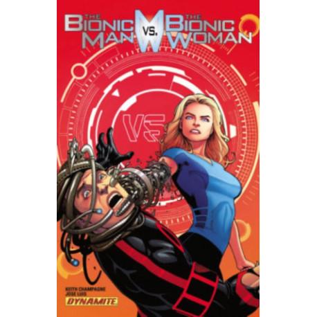 The Bionic Man Vs The Bionic Woman