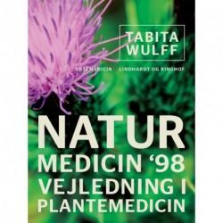 Naturmedicin 98: vejledning i plantemedicin