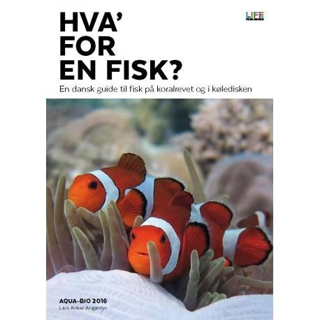 Hva' for en fisk?: En dansk guide til fisk på koralrevet og i køledisken