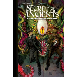 The Adventures of Basil and Moebius Volume 3: Secret of the Ancients
