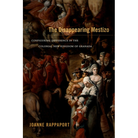 The Disappearing Mestizo: Configuring Difference in the Colonial New Kingdom of Granada