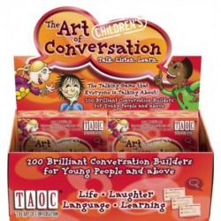Art of Conversation 12 Copy Display - Children