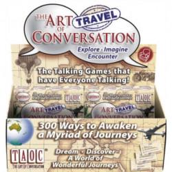 Art of Conversation 12 Copy Display - Travel