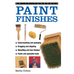 Do-it-yourself Paint Finishes: A Guide to Achieving Creative and Decorative Paint Effects Throughout Your Home