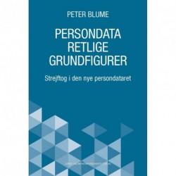 Persondataretlige grundfigurer: Strejftog i den nye persondataret