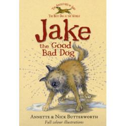 Jake the Good Bad Dog
