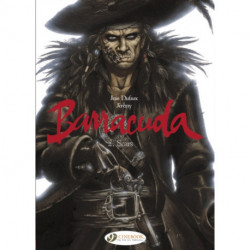 Barracuda Vol.2: Scars