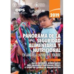Panorama de la Seguridad Alimentaria y Nutricional en America Latina y el Caribe 2019: Hacia Entornos Alimentarios mas Saludables que Hagan Frente a Todas las formas de Malnutricion