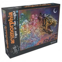 Animorphia: Tiger in the Night: 1000 Piece Jigsaw Puzzle