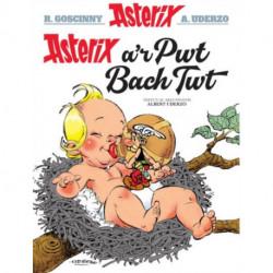 Asterix a'r Pwt Bach Twt