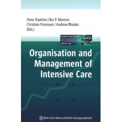 Organisation & Management of Intensive Care