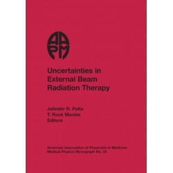 Uncertainties in External Beam Radiation Therapy