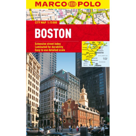 Boston Marco Polo City Map