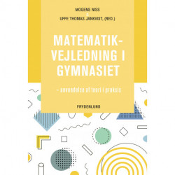 Matematikvejledning i gymnasiet: anvendelse af teori i praksis