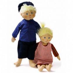 Emil & Ida dukker (25 cm)