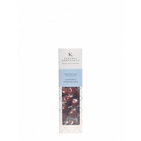 Lakrids i Chokolade 109g