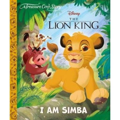 Treasure Cove Stories - Lion King I am SImba