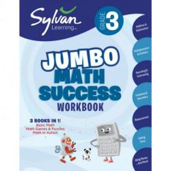 Third Grade Super Math Success (Sylvan Super Workbooks)